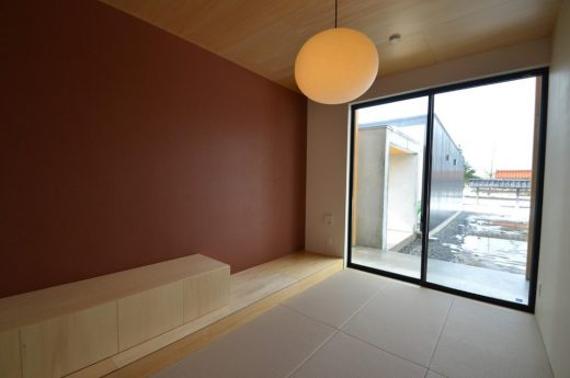 House in Kaga City