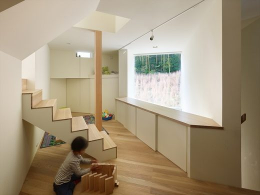New Japanese residence design by Fujiwara Architects
