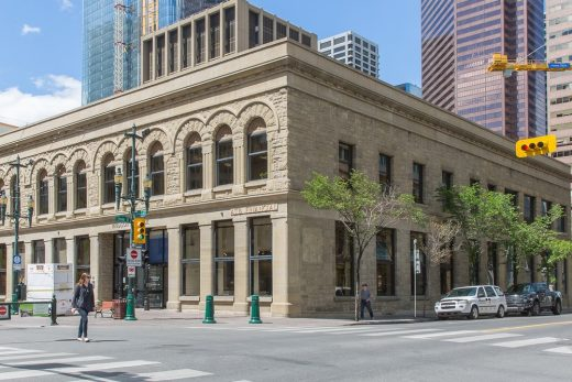 Hudson Block Bank and Cafe in Calgary