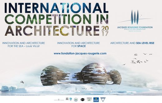 Jacques Rougerie Foundation Competition 2017