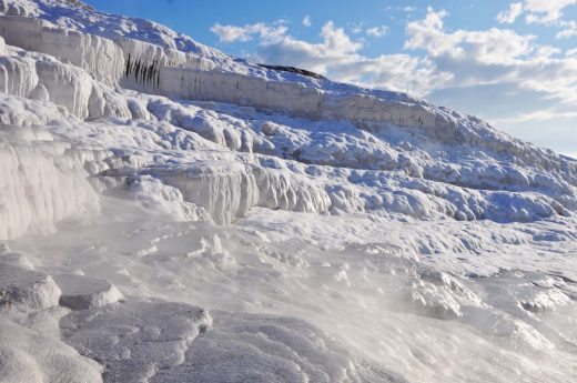 Pamukkale Turkey Landscape | www.e-architect.com