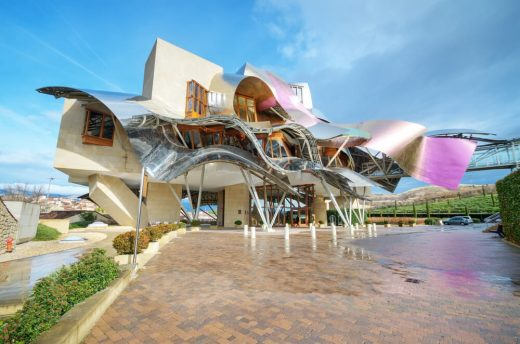 Marques de Riscal, Spain