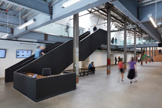 San Francisco Industrial Warehouse Renovation Project