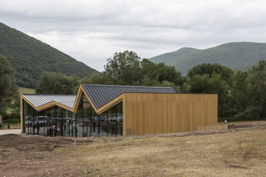 Multifunctional Centre for Norcia, Perugia