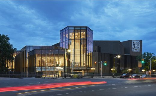 National Arts Centre in Ottawa: NAC | www.e-architect.co.uk
