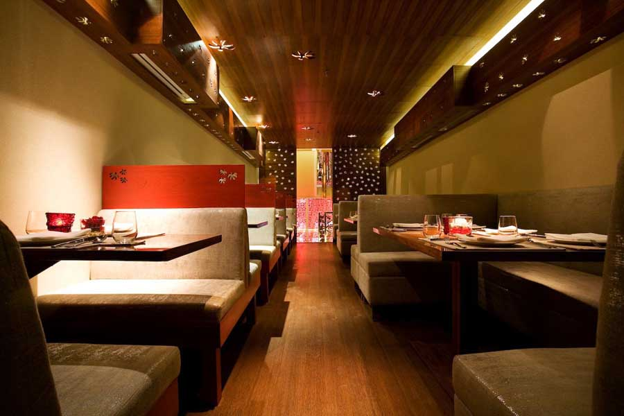 delhi restaurant interior design e architect On interior decoration market in delhi