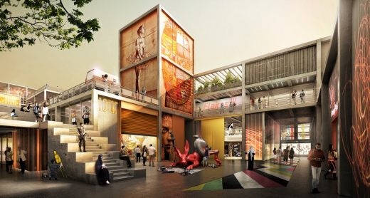 Dubai Design District Convention CTR & Creative Cluster