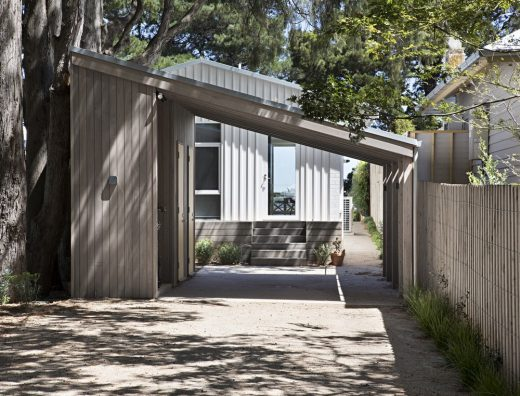 Newtown House in Victoria by Hindley & Co architects
