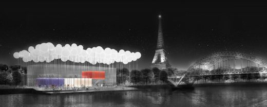 Paris Riverside Restaurant Competition 3rd Prize