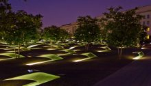 9/11 Pentagon Memorial Visitor Education Center
