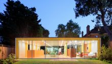 Richard Rogers's Wimbledon House, London