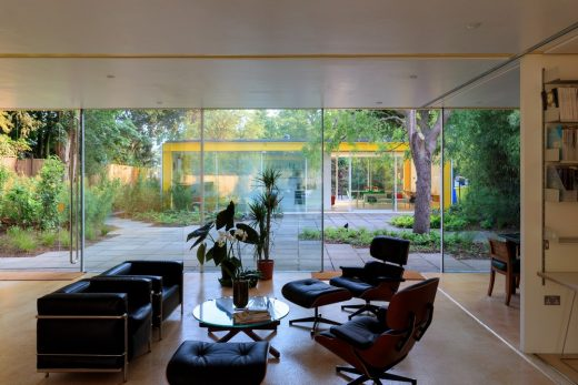 Wimbledon House by Richard Rogers Architect