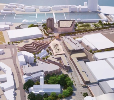 Swansea City Centre Regeneration