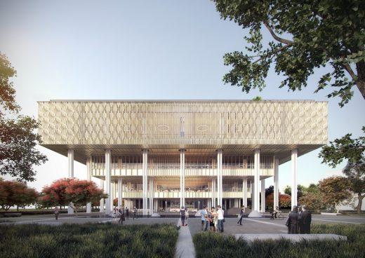 Tainan Public Library Building | www.e-architect.com