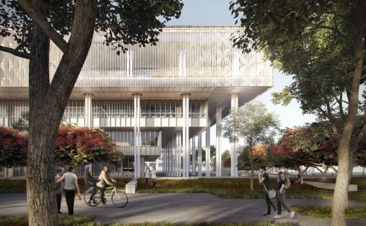 Tainan Public Library Building | www.e-architect.co.uk