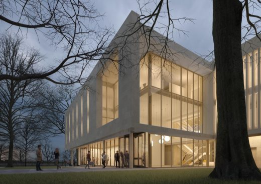 University of St Andrews Music Centre building design