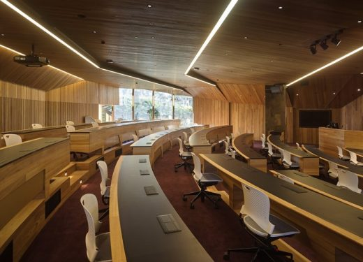 University Of Queensland Oral Health Centre Photograph Christopher Frederick Jones Emerging Interior Design Practice Award