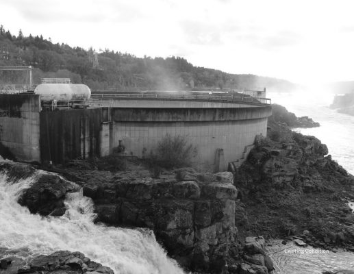 Willamette Falls Riverwalk