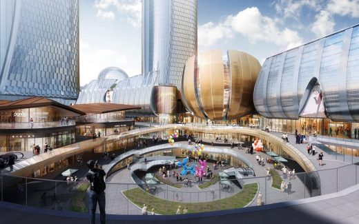 Chinese Office and Leisure Development