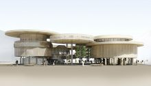 2020 Expo Dubai Swiss Pavilion by HHF Architects