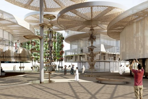 Design Concept for the Swiss Pavilion at Expo 2020 in Dubai