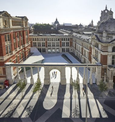 AL_A V&A project in London