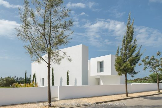 Between Two White Walls Portugal by Corpo Atelier