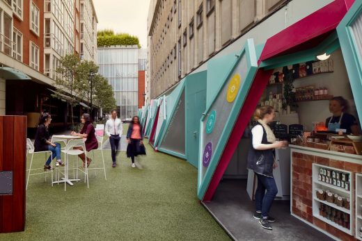 Bird Street Smart Oasis London Retail Concept | www.e-architect.co.uk