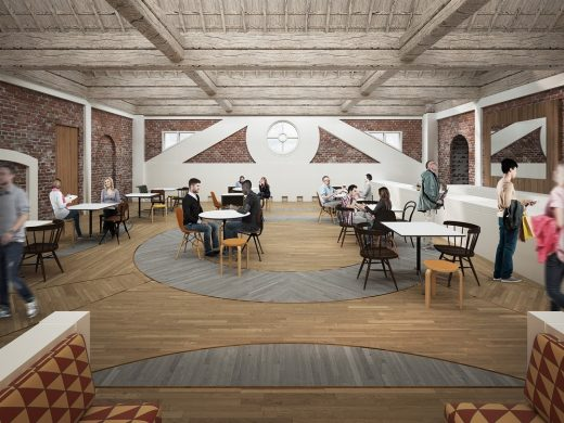Clandon Park in Surrey Competition design by Purcell