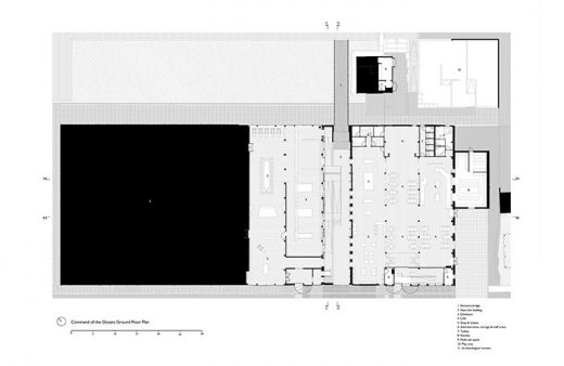Command of the Oceans Chatham building layout