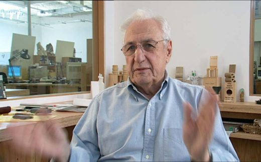 Frank Gehry Architect USA