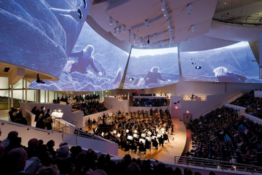 Gehry Partners LLP, New World Symphony