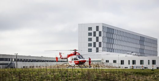 Hospital Extension in Kolding