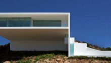 House on the Cliff : Casa del Acantilado Alicante
