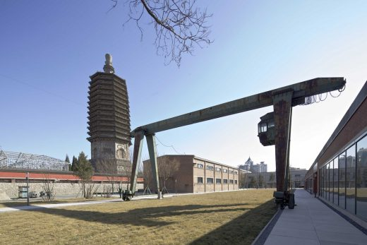 Huadian Tianning Temple Factory