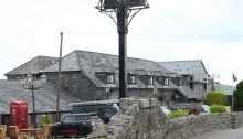 Jamaica Inn Bodmin Moor in Cornwall