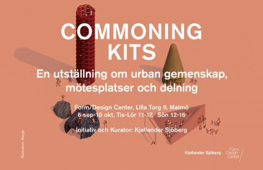 Kjellander Sjoberg commoning kits