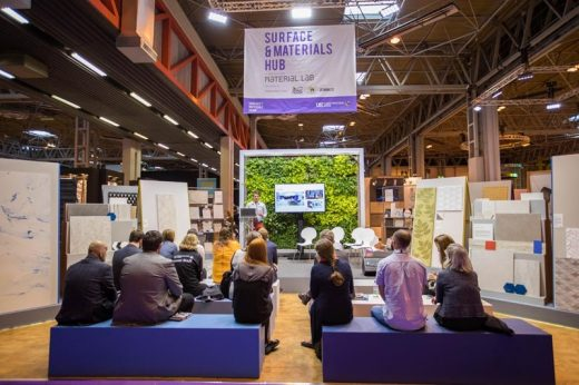 Knowledge Sharing at the Surface and Materials Show 2017