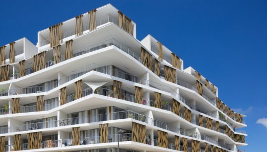 New Housing in southern France