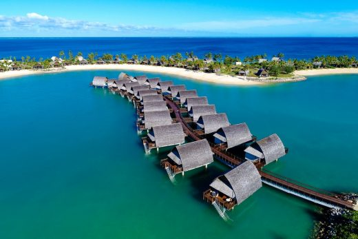 Momi Bay Resort Fiji lagoon