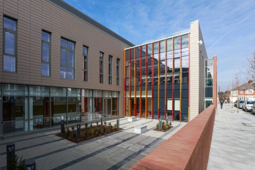 CUBRIC Cardiff University Brain Research Imaging Centre Building, Wales