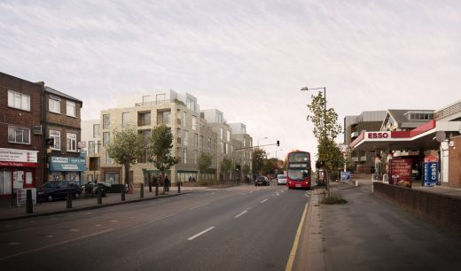New Homes in Brent Cross Edgware Road