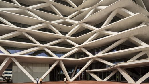 One Airport Square Africa architecture