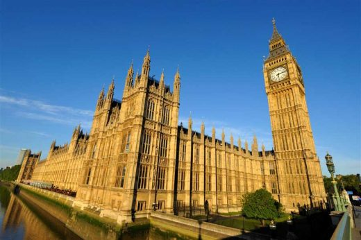 Palace of Westminster London Building | www.e-architect.co.uk