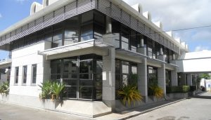 Port of Spain FCO Building
