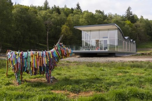 Ripple Retreat Scotland by Kettle Collective