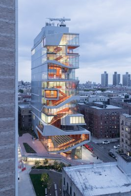 Diller Scofidio + Renfro,  Roy and Diana Vagelos Education Center at Columbia University