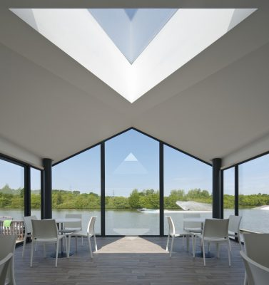 Scottish Waterski Centre Dunfermline Buildng | www.e-architect.co.uk