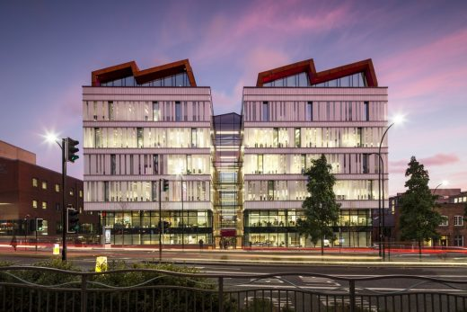 Charles Street Sheffield building design by Bond Bryan Architects