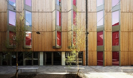Coventry Building | www.e-architect.com